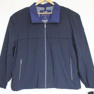 London Fog Mens Windbreaker 3XL NEW Coat